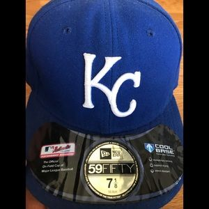 Kansas City Royals fitted cap